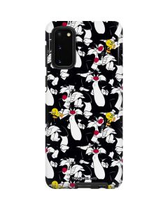 Sylvester and Tweety Super Sized Galaxy S20 Pro Case