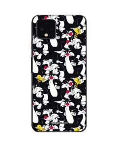 Sylvester and Tweety Super Sized Google Pixel 4 Skin