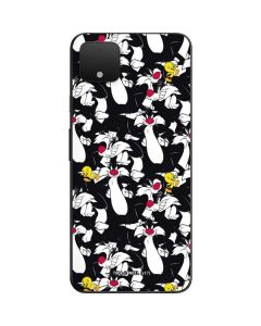 Sylvester and Tweety Super Sized Google Pixel 4 XL Skin