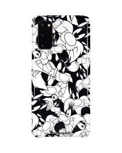 Sylvester Super Sized Pattern Galaxy S20 Lite Case