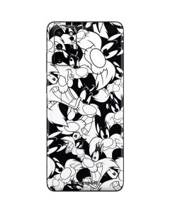Sylvester Super Sized Pattern Galaxy S20 Plus Skin