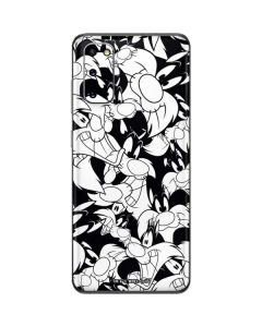 Sylvester Super Sized Pattern Galaxy S20 Skin