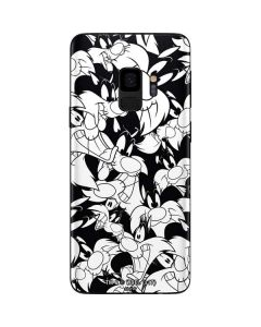 Sylvester Super Sized Pattern Galaxy S9 Skin