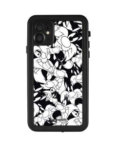 Sylvester Super Sized Pattern iPhone 11 Waterproof Case