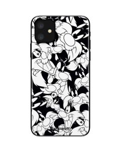 Sylvester Super Sized Pattern iPhone 11 Skin
