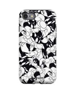 Sylvester Super Sized Pattern iPhone SE Pro Case