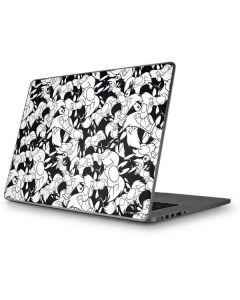 Sylvester Super Sized Pattern Apple MacBook Pro 17-inch Skin
