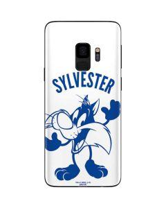 Sylvester the Cat Big Head Galaxy S9 Skin