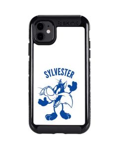 Sylvester the Cat Big Head iPhone 11 Cargo Case