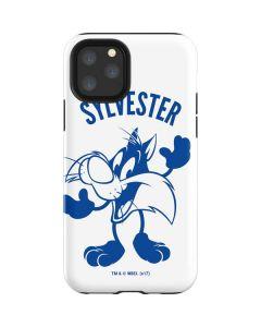 Sylvester the Cat Big Head iPhone 11 Pro Impact Case