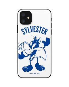 Sylvester the Cat Big Head iPhone 11 Skin