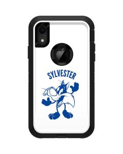 Sylvester the Cat Big Head Otterbox Defender iPhone Skin