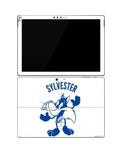 Sylvester the Cat Big Head Surface Pro 7 Skin