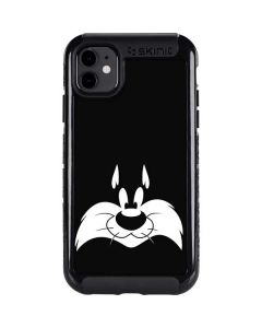 Sylvester the Cat Black and White iPhone 11 Cargo Case