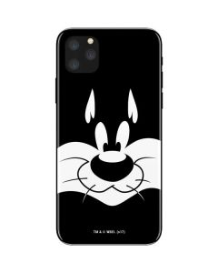 Sylvester the Cat Black and White iPhone 11 Pro Max Skin