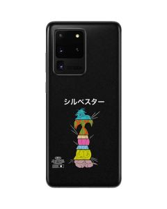 Sylvester the Cat Sliced Juxtapose Galaxy S20 Ultra 5G Skin