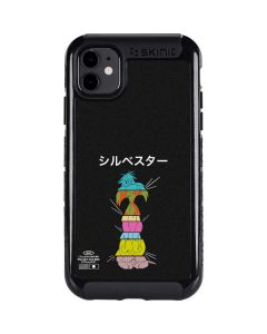Sylvester the Cat Sliced Juxtapose iPhone 11 Cargo Case