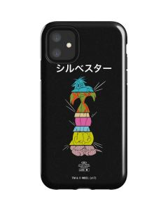 Sylvester the Cat Sliced Juxtapose iPhone 11 Impact Case