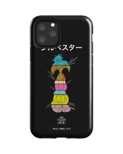 Sylvester the Cat Sliced Juxtapose iPhone 11 Pro Impact Case