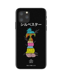 Sylvester the Cat Sliced Juxtapose iPhone 11 Pro Skin
