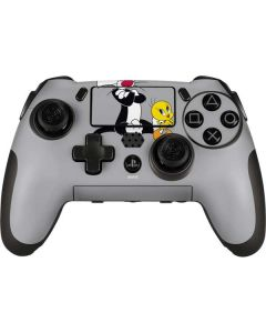 Sylvester Tweety Bird Crossed Arms PlayStation Scuf Vantage 2 Controller Skin