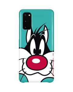Sylvester Zoomed In Galaxy S20 Lite Case