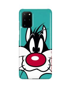 Sylvester Zoomed In Galaxy S20 Plus Lite Case