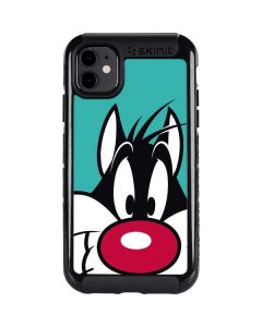 Sylvester Zoomed In iPhone 11 Cargo Case