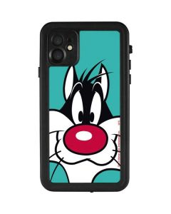 Sylvester Zoomed In iPhone 11 Waterproof Case