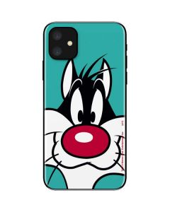 Sylvester Zoomed In iPhone 11 Skin