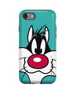 Sylvester Zoomed In iPhone SE Pro Case