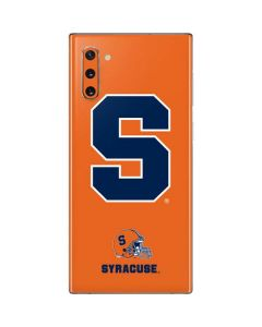 Syracuse Orange Galaxy Note 10 Skin