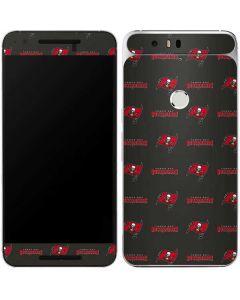 Tampa Bay Buccaneers Blitz Series Google Nexus 6P Skin