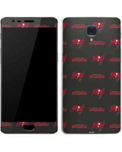 Tampa Bay Buccaneers Blitz Series OnePlus 3 Skin