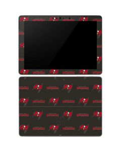 Tampa Bay Buccaneers Blitz Series Surface Go Skin
