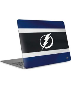 Tampa Bay Lightning Alternate Jersey Apple MacBook Air Skin
