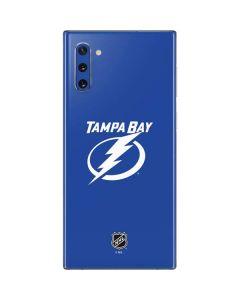 Tampa Bay Lightning Color Pop Galaxy Note 10 Skin