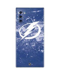 Tampa Bay Lightning Frozen Galaxy Note 10 Skin
