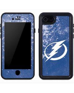 Tampa Bay Lightning Frozen iPhone 7 Waterproof Case