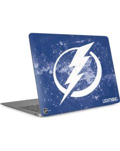 Tampa Bay Lightning Frozen Apple MacBook Air Skin