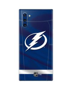 Tampa Bay Lightning Jersey Galaxy Note 10 Skin