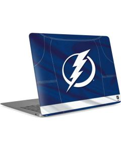 Tampa Bay Lightning Jersey Apple MacBook Air Skin