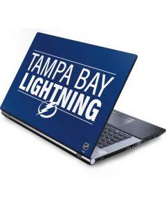Tampa Bay Lightning Lineup Generic Laptop Skin