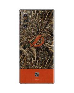 Tampa Bay Lightning Realtree Max-5 Camo Galaxy Note 10 Skin