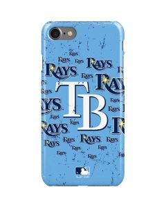 Tampa Bay Rays - Cap Logo Blast iPhone SE Lite Case