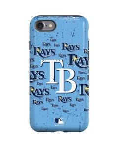 Tampa Bay Rays - Cap Logo Blast iPhone SE Pro Case