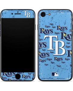 Tampa Bay Rays - Cap Logo Blast iPhone SE Skin