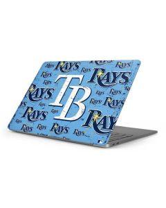 Tampa Bay Rays - Cap Logo Blast Apple MacBook Pro 16-inch Skin