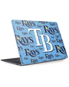 Tampa Bay Rays - Cap Logo Blast Surface Laptop 3 13.5in Skin