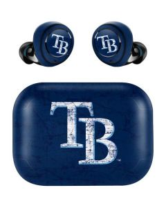 Tampa Bay Rays - Solid Distressed Amazon Echo Buds Skin